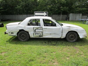 2009 Ford Crown Victoria auto course