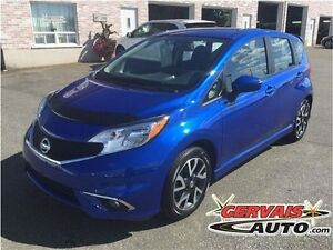 Nissan Versa Note SR A/C MAGS 2015