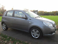2009 (09) Chevrolet Aveo 1.2 LS ***FINANCE ARRANGED***