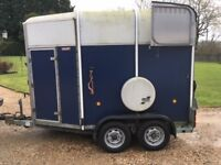 Horse Trailer - Ifor Williams 505