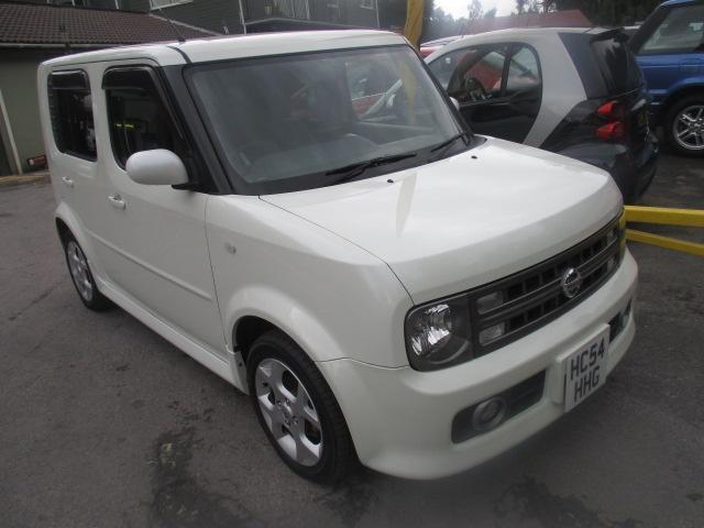 Nissan Cube 4x4 1.4 petrol 2004