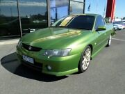 2003 Holden Commodore VY SS Green 6 Speed Manual Utility Traralgon East Latrobe Valley Preview