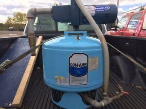 Pompe à eau domestique