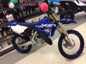 Yamaha YZ 125 2-stroke Limited supply ..... Only 2 left