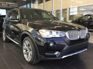 2016 BMW X3 xDrive28i, NAVI, ACCIDENT FREE