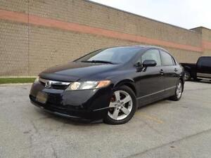 2006 Honda Civic Sdn EX, SUNROOF, AUTO TRANSMISSION, 130KM !!