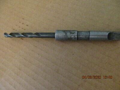Tool 321 Machine Repair Tool Room Used 14 .250 1 Tapered Shank Drill