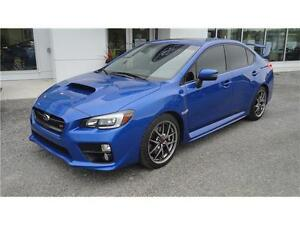 2017 Subaru WRX STI LIMITED ***SASK TAX PAID***