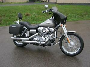 2007 Harley Davidson Dyna Super Glide 1584cc