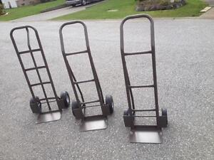 2 & 4 WHEEL DOLLIES TO RENT OR BUY + Moving Boxes (new & used)