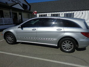 2006 Mercedes-Benz R-Class SUV, Crossover