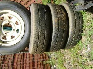 "SUBARU 4 STUD 13"" and 14"" wheels/tyres Mooloolah Valley Caloundra Area Preview"
