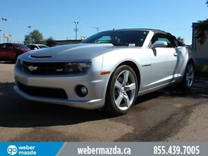2011 Chevrolet Camaro SS Convertable - 400 hp - Loaded - No Fees