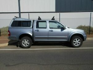 2004 Holden Rodeo RA LT Crew Cab Silver 5 Speed Manual Utility Beverley Charles Sturt Area Preview