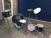 Full Drum Kit inc stool