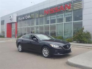 2017 Mazda Mazda6 GS **LOADED WITH FEATURES** Nav and more!