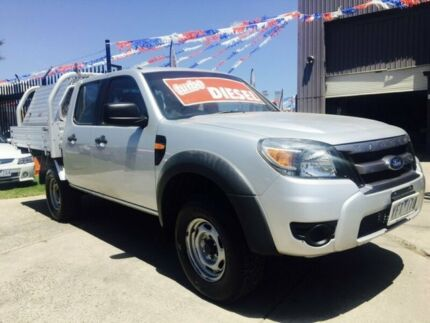 2011 Ford Ranger PK XL HI-Rider (4x2) 5 Speed Manual Brooklyn Brimbank Area Preview