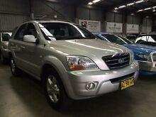 2007 Kia Sorento BL EX Silver 5 Speed Automatic Wagon Macquarie Hills Lake Macquarie Area Preview