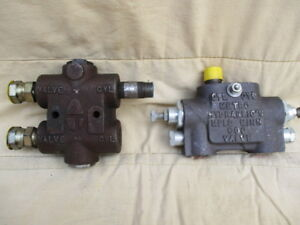 FREE Two (Lock-Valves) for Farm Tractor