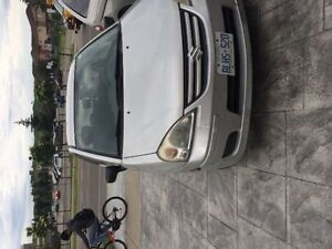 2005 Suzuki Aerio Hatchback