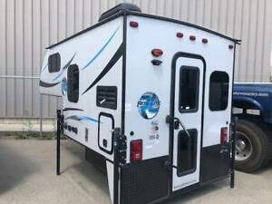 2017 Real-Lite HS 1801 Truck Camper is real light!