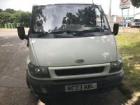 FORD TRANSIT VERY GOOD CONDITION DRIVES NICE NO FAULTS MOT TILL NOVEMBER REMOTE CENTRAL LOCKING