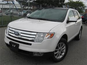 2010 Ford Edge SEL AWD LEATHER SUNROOF - CERTIFIED!