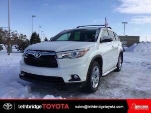 2016 Toyota Highlander TEXT 403.393.1123 for more info!