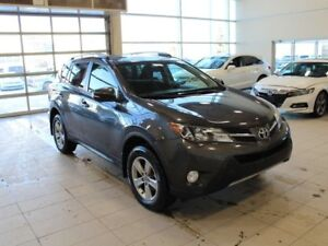 2015 Toyota RAV4 XLE - Heated Seats, Remote Start, B/U Cam, Blue