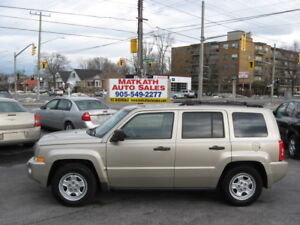 **2009 Jeep Patriot** Auto, Air, Cert & E-tested