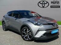 2018 Toyota C-HR 1.8 Hybrid Dynamic 5Dr Cvt Auto Hatchback Hybrid Automatic