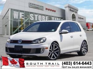 2010 Volkswagen Golf GTI SUNROOF,LOW KM,AUTO, PWR WND/MIRROR