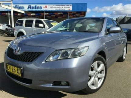 2009 Toyota Camry ACV40R 07 Upgrade Touring SE Silver 5 Speed Automatic Sedan Blacktown Blacktown Area Preview