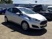2015 Ford Fiesta WZ MY15 Ambiente Silver 5 Speed Manual Hatchback Currimundi Caloundra Area Preview