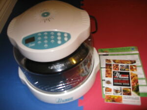 Nuwave Oven with bag and accessories