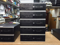 HP COMPAQ 6000 SFF PRO CORE 2 DUO E8400 3.00GHz 4GB RAM Win 7 PC