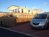 FOR SALE Static Caravan sited Ocean Heights Leisure Park - New Quay, West Wales