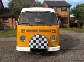 VW T2 WESTFALIA 1978 LHD FULL YEAR`S MOT
