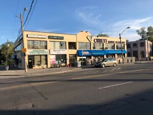 Commercial unit  Rental-Etobicoke-3107 Bloor Street West