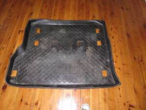 Nissan Patrol GU Rear Protection Rubber Tray - Mat Cover Ryde Ryde Area Preview