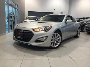 2013 Hyundai Genesis Coupe 2.0T PREMIUM **NAVI-LEATHER-ROOF-WARR
