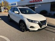 2017 Nissan Qashqai J11 Series 2 ST-L X-tronic White 1 Speed Constant Variable Wagon Bridgewater Adelaide Hills Preview