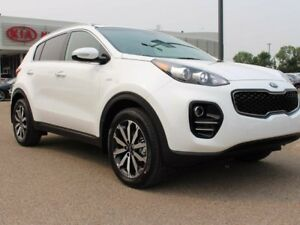 2018 Kia Sportage EX, HEATED WHEEL, HEATED SEATS, BACKUP CAM, PO