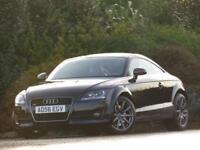 Audi TT Coupe 3.2 V6 S Tronic 2007MY quattro 41,000 MILES