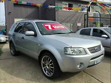 2005 Ford Territory SX Ghia (4x4) 4 Speed Auto Seq Sportshift Wagon Brooklyn Brimbank Area Preview