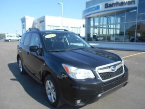 2014 Subaru Forester Forester l AWD l rearview camera l htd powe