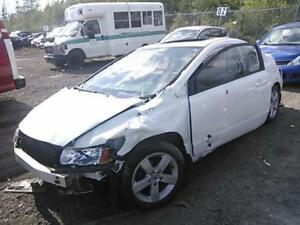 parting out 2009 honda civic coupe
