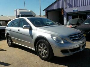 2006 Mercedes-Benz R320 CDI 251 AWD Silver 7 Speed Automatic G-Tronic Wagon North St Marys Penrith Area Preview