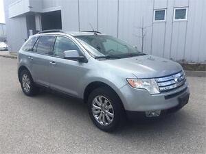 2007 FORD EDGE LEATHER SUNROOF NAVIGATION