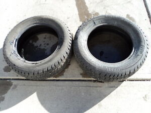 2 Arctic Claw Winter Tires 205/60/15